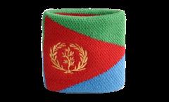Schweißband Eritrea - 7 x 8 cm