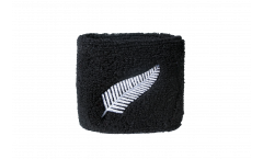 Schweißband Neuseeland Feder All Blacks - 7 x 8 cm